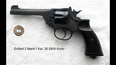 Revolver Model: Enfield No2 MK 1 - YouTube