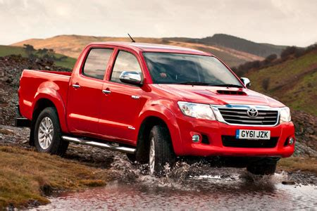 First drive: Toyota Hilux Invincible 3
