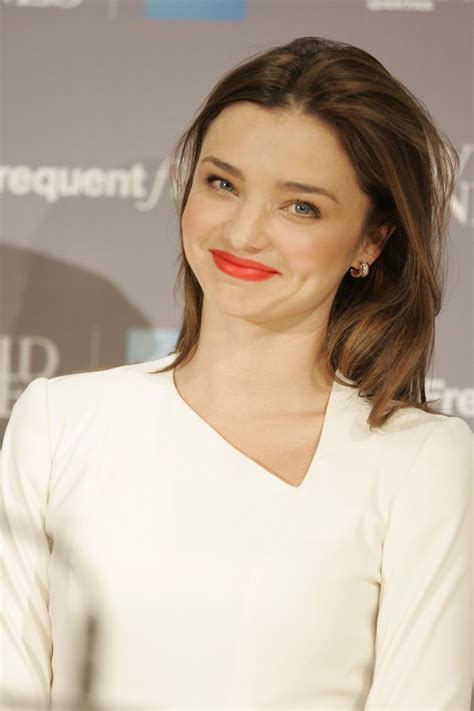 Miranda May Kerr appeared in the top 10 most powerful models in Forbes Magazine