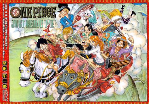 """Crunchyroll - Winners of Fifth """"One Piece"""" Popularity Poll Ranked"""