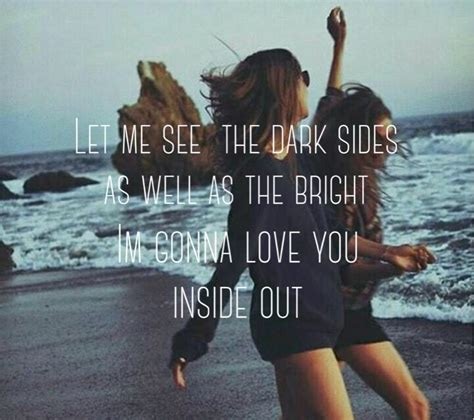 Quote cr: Inside out - The Chainsmokers Photo cr: the owner Photo edited by me