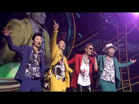 """EXILE / EXILE LIVE TOUR 2015 """"AMAZING WORLD"""" 「UPSIDE DOWN"""