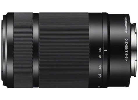 SEL55210 : Zoom : Interchangeable Lens : Sony Australia