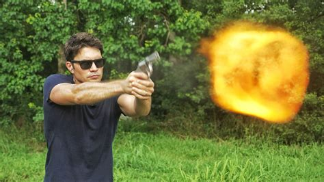 POTD: James Throws Fireballs With His S&W Model 69 -The