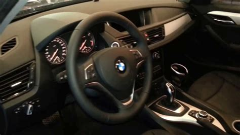 interior BMW X1 Sdrive 18d 2014 versión para Colombia FULL
