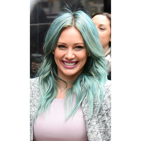 16 Blue Hair-Color Ideas — Pastel Blue and Turquoise Hair