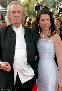 Hollywood turns out to bid farewell to David Carradine