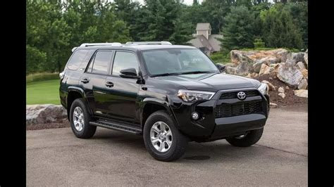 Toyota 4Runner 2018 Car Review - YouTube